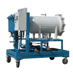 COALES CENCE SEPARATION FILTER CART