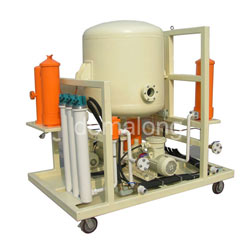 VACUUM FILTER CART